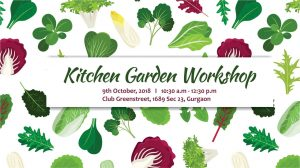 Kitchen Garden Workshop 2018 @ 1689